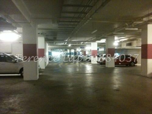Midview City carpark